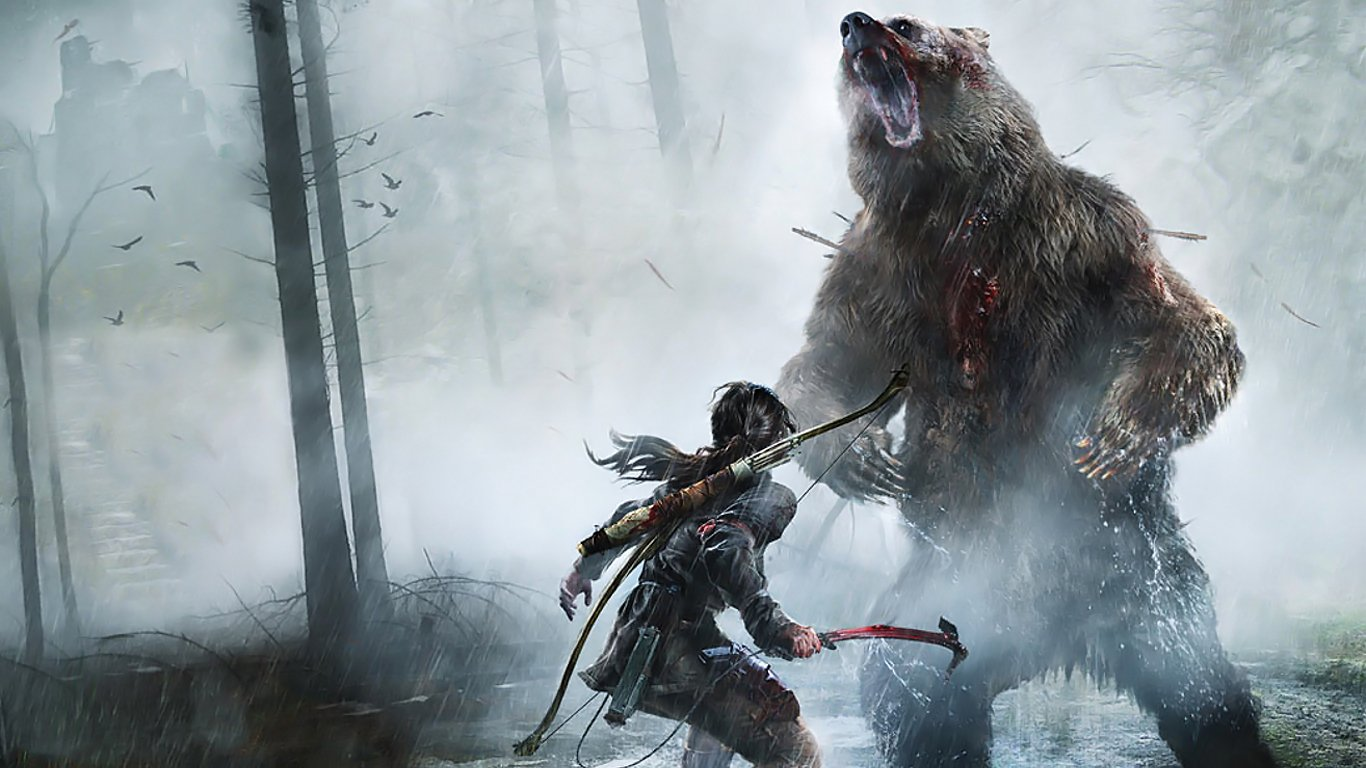 Rise Of The Tomb Raider (PC) Review