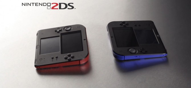 2DS1 670x310 Dawn Of The 2DS: Why Nintendos Newest Misstep Is Their Smartest Move Of The Year
