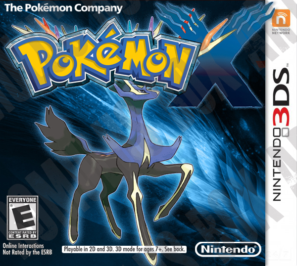 Pokémon X And Y Review
