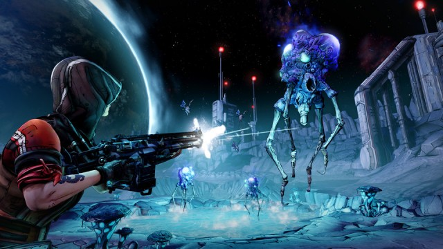 See 15 Minutes Of Gameplay From Borderlands: The Pre-Sequel