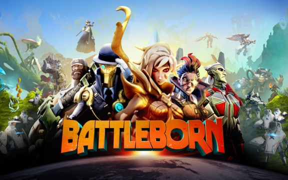 Battleborn Hands-On Preview [E3 2015]