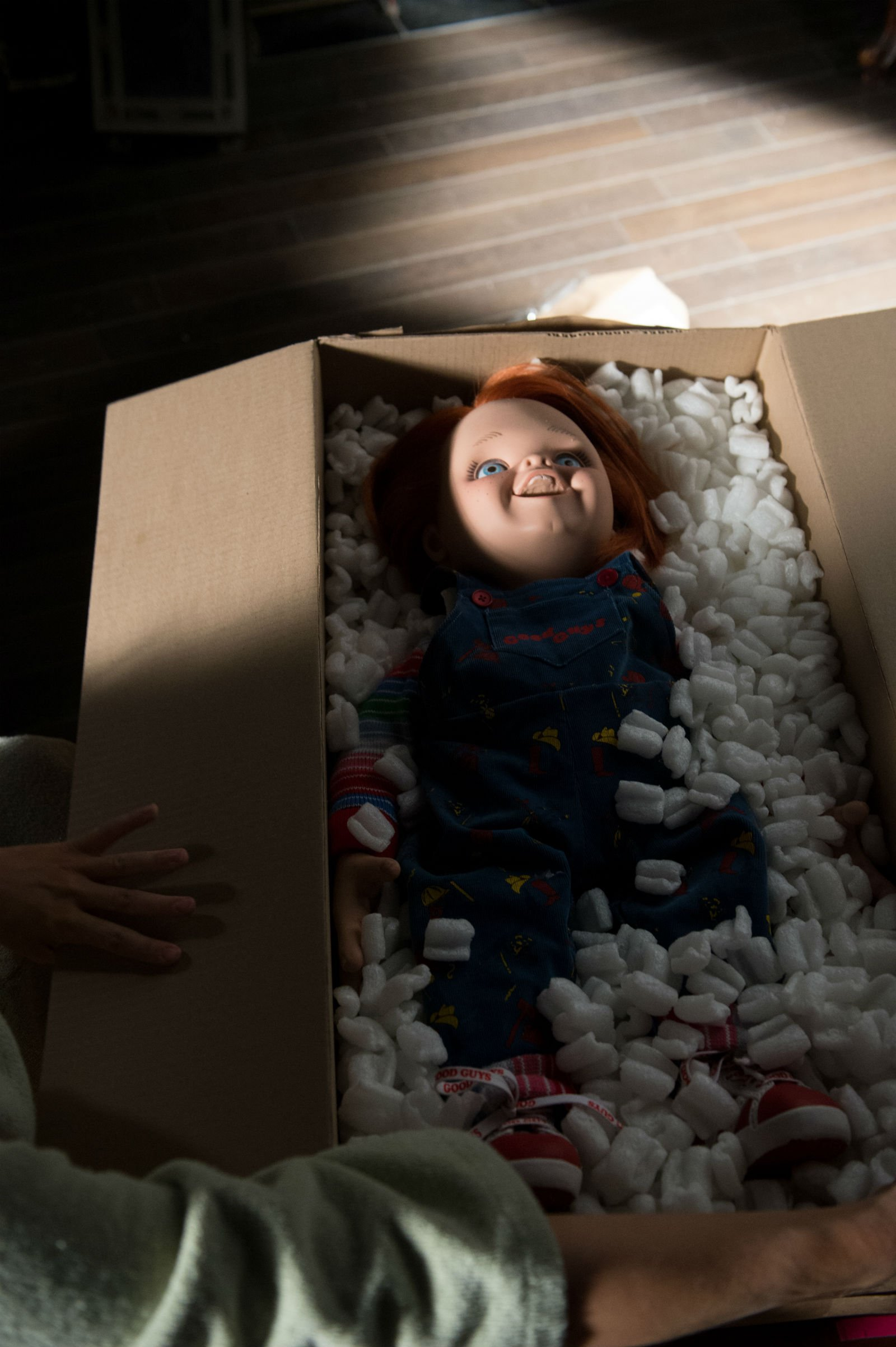 First Images From Curse of Chucky Released