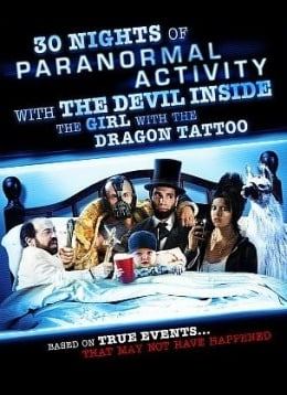 30 Nights Of Paranormal Activity With The Devil Inside The Girl With The Dragon Tattoo Review