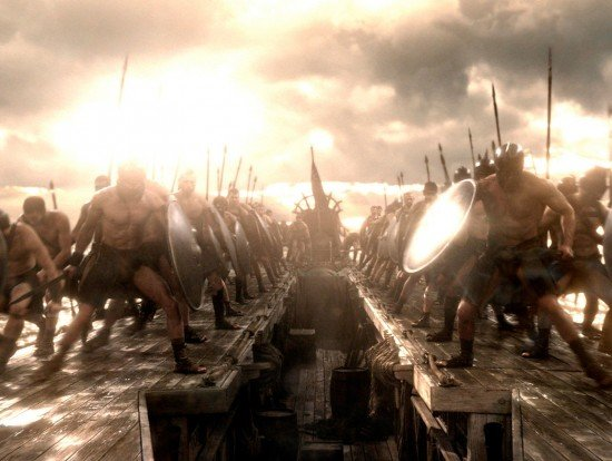 Check Out The New International Trailer For 300: Rise Of An Empire