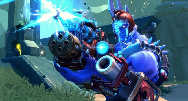 Shooters Gotta Shoot: Watch The Blistering Launch Trailer For Gearbox's Battleborn