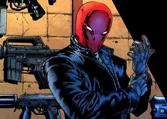 Solo Batman Movie Said To Feature Jason Todd/The Red Hood As The Villain