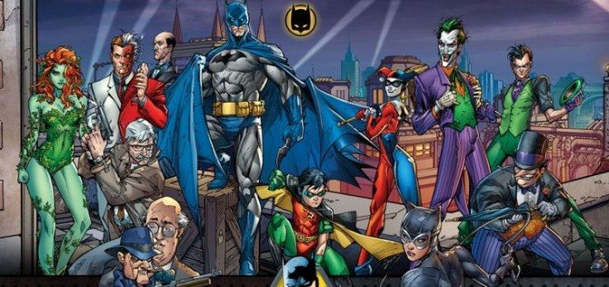 8 Ridiculous Batman Characters That Will Never Appear On The Big Screen