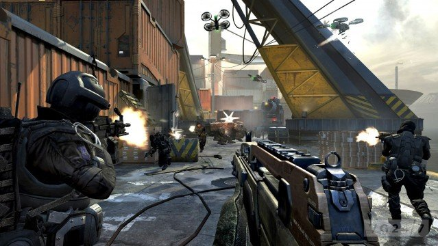 3594Singapore Focus Fire 639x360 Call Of Duty: Black Ops 2 Screens Show Off The Action