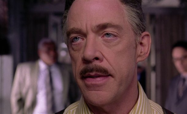 J.K. Simmons Open To Playing J. Jonah Jameson In The Amazing Spider-Man Sequel
