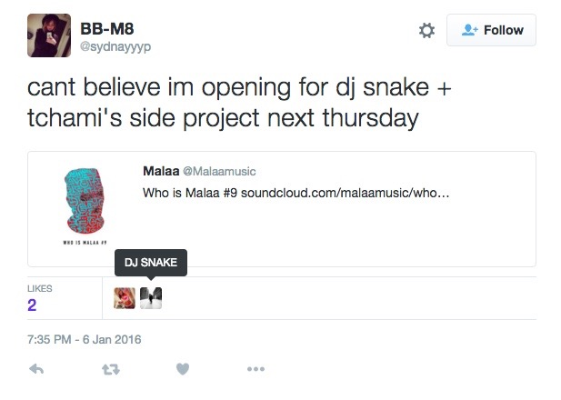 Malaa Speculated To Be DJ Snake And Tchami's Side Project