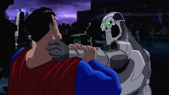 Zack Snyder Wanted Metallo As The Batman V Superman: Dawn Of Justice Villain