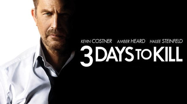 Kevin Costner Chooses Between Killing And Dying In 3 Days To Kill Trailer
