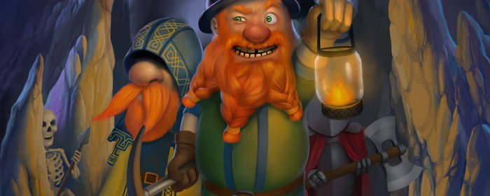 Latest Developer Diary For A Game Of Dwarves Outlines Game Goals