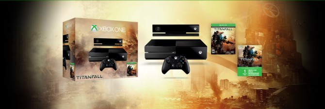 Titanfall Getting A Special Edition Xbox One Bundle March 11th