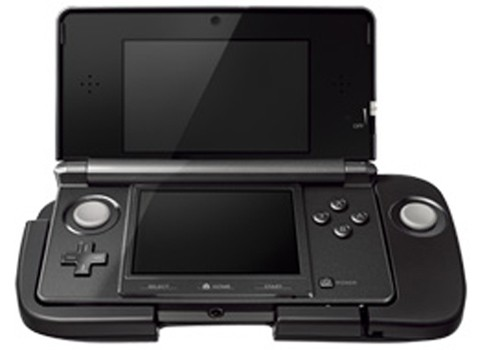3DS Circle Pad Pro Add-On To Be Used With Resident Evil Revelations
