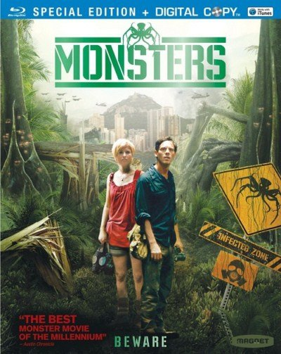 Monsters Blu-Ray Review