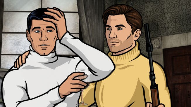 """Archer Review: """"The Wind Cries Mary"""" (Season 4, Episode 2)"""