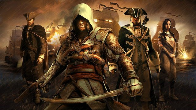 424906568 640 Assassins Creed IV: Black Flag Gallery