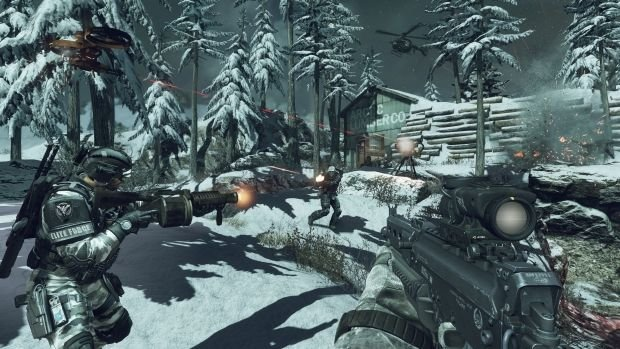 4369COD Ghosts Arctic Lumber 620x Call Of Duty: Ghosts Review