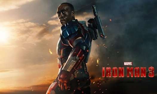 Roundtable Interview With Don Cheadle On Iron Man 3