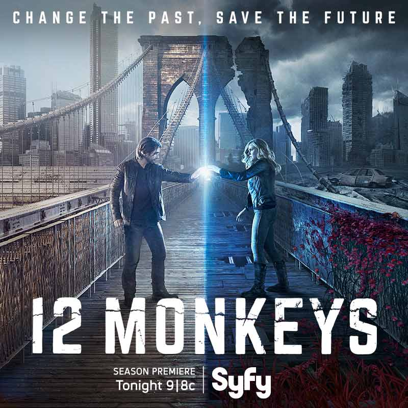 Thrilling New Trailer For 12 Monkeys Season 2 Dives Deeper Into The Past