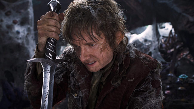 Martin Freeman Talks About Splitting The Hobbit In Three