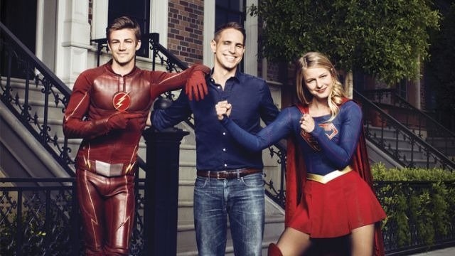 The Flash Rumored To Appear In Season 1 Of Supergirl Next Year