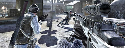 Sniping On Black Ops: Bite The Bullet