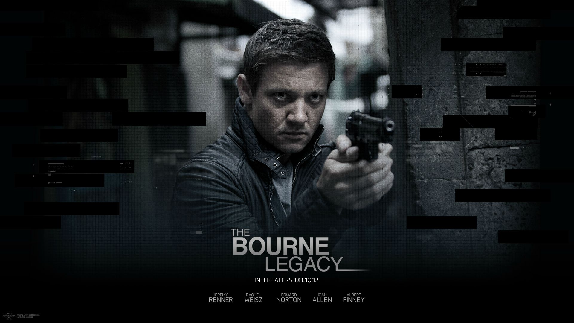 The Bourne Legacy Gets Some New Banners