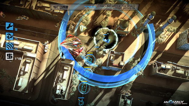 PSN To Receive Anomaly: Warzone Earth By End Of Summer
