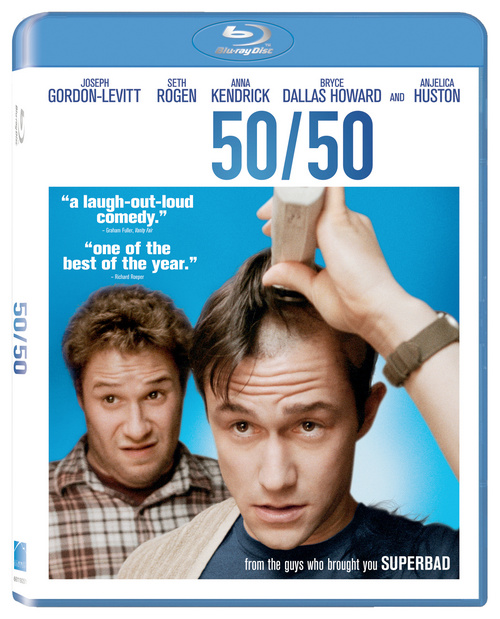50/50 Blu-Ray Review