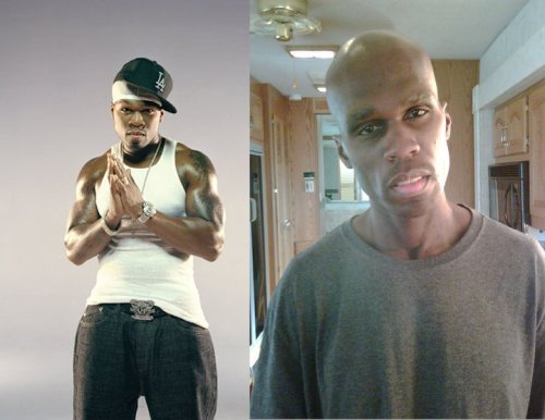 Fifty Cent Weight Loss Pictures
