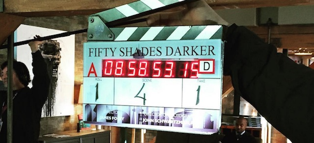 Fifty Shades Darker Slinks Into Production; Rebel Wilson Eyes Part In Fifty Shades Freed