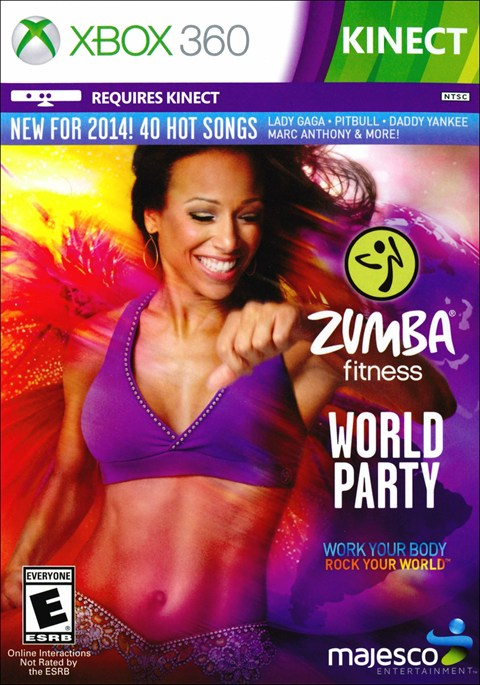 Zumba Fitness World Party Review