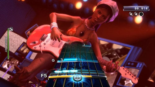 500x rock band 3 guitar pro Rock Band 3 Review