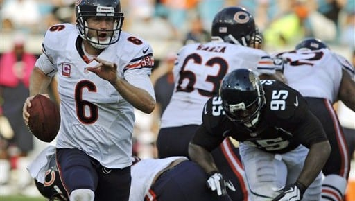 Does It Count If The Chicago Bears Win Without Any Jay Cutler Drama?