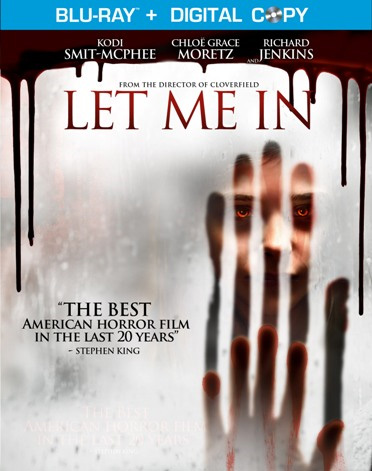 Let Me In Blu-Ray Review