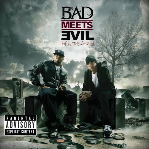 "Snippets From Eminem And Royce da 5'9""'s Bad Meets Evil"