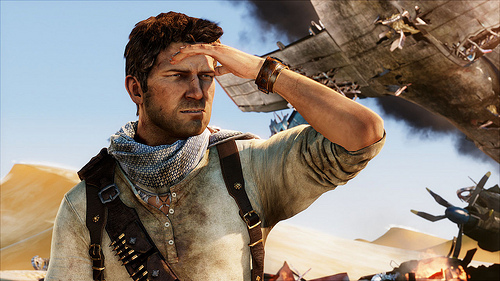 Uncharted 3 Early Behind The Scenes Video