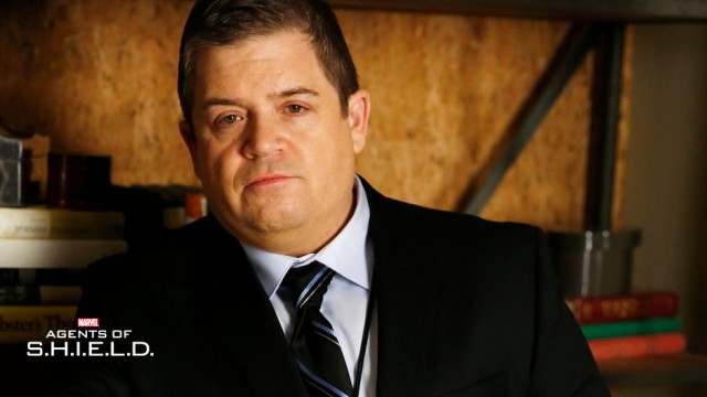 Patton Oswalt Will Guest Star On Agents Of S.H.I.E.L.D.