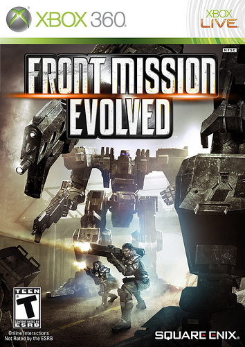 Front Mission Evolved Review
