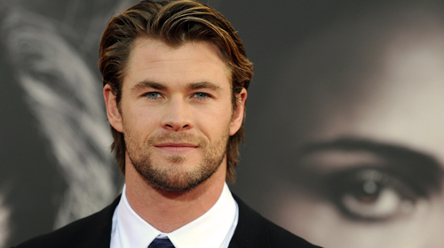 Chris Hemsworth Will Shop At Stephen Gaghan's Candy Store
