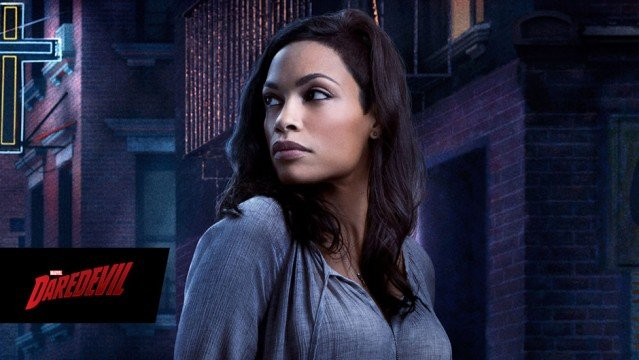 Rosario Dawson Returning To Hell's Kitchen For Daredevil Season 2 And Beyond