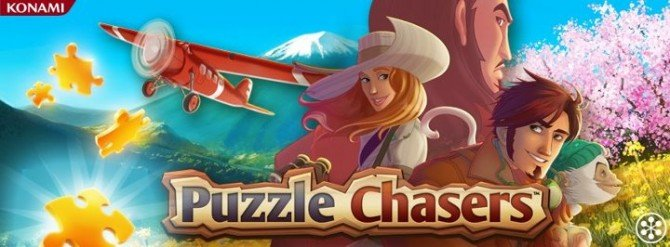 Konami Announces Puzzle Chasers For Facebook