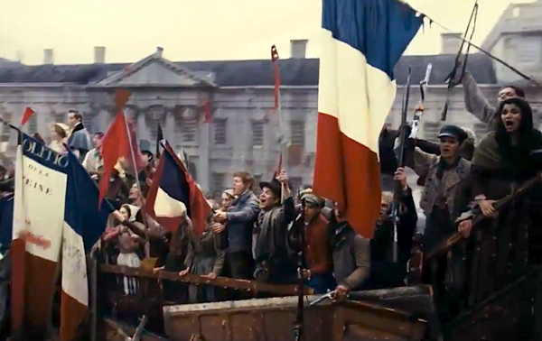 5685 barricade Truly Miserable: 5 Of The Most Tearjerking Scenes From Les Miserables