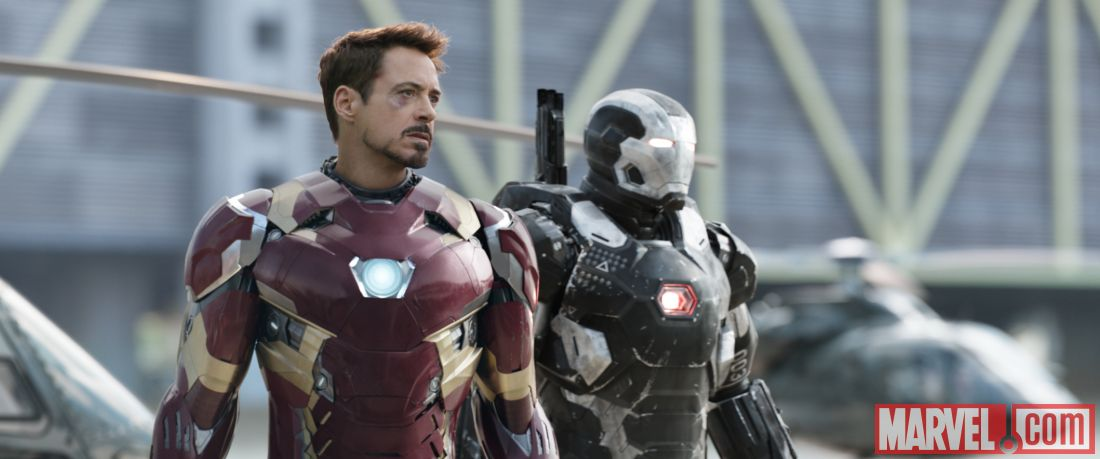 Marvel Releases Another Batch Of Images From Captain America: Civil War