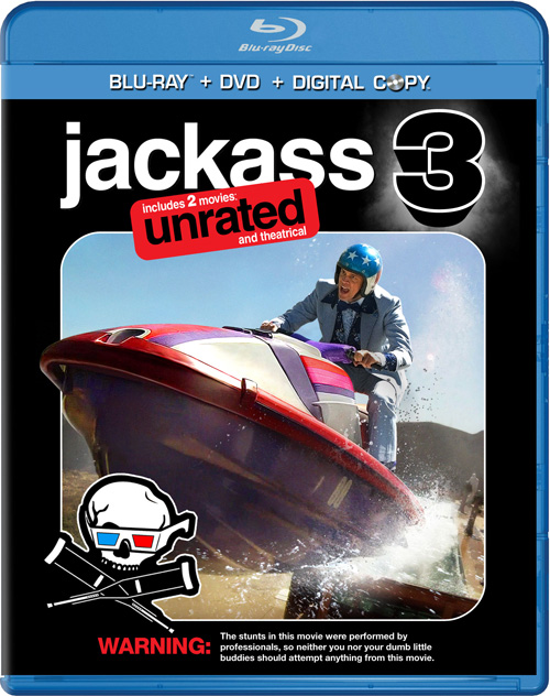 Jackass 3D Blu-Ray Review
