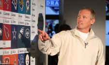 Mike Mayock Reveals His 2012 Mock Draft
