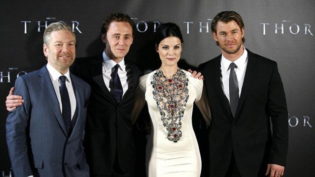 Press Conference Interview With The Cast, Director And Producer Of Thor