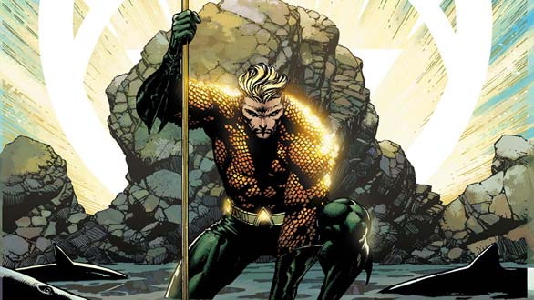 Aquaman Is Getting An Animated Feature
